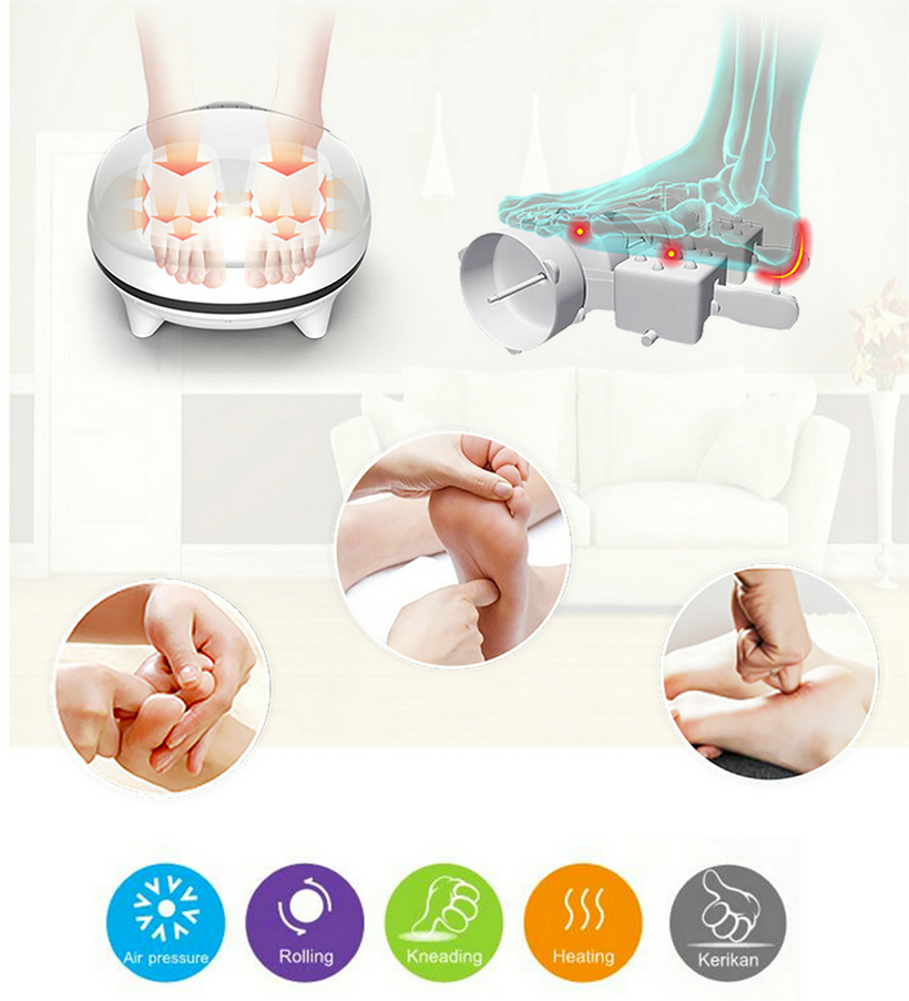Shiatsu Foot Calf Massager