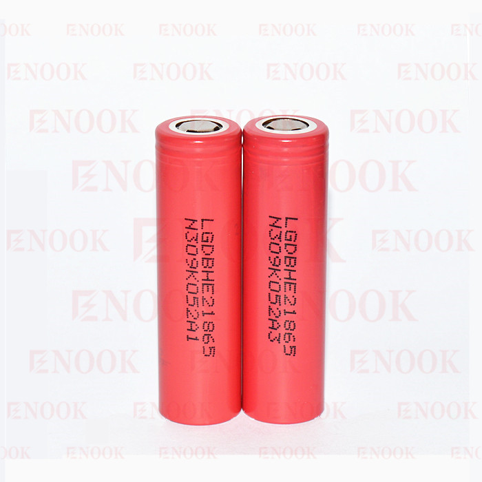 LG HE2 3.7V Rechargeable ego battery