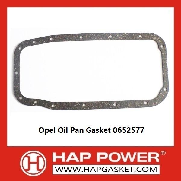 HAP300015 Opel Oil Pan Gasket 0652577