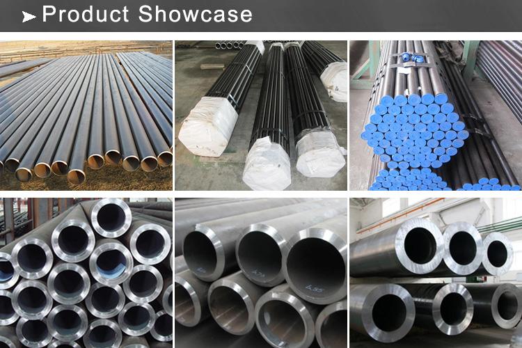 alloy pipe showcase
