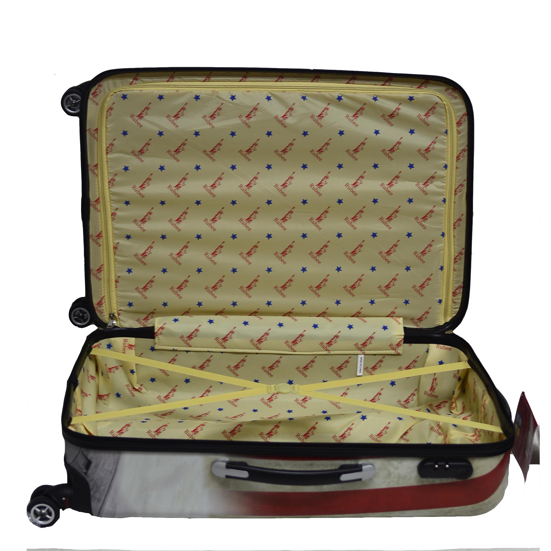 luggage lining