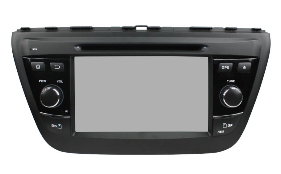Car dvd player for Suzuki SX4 2014