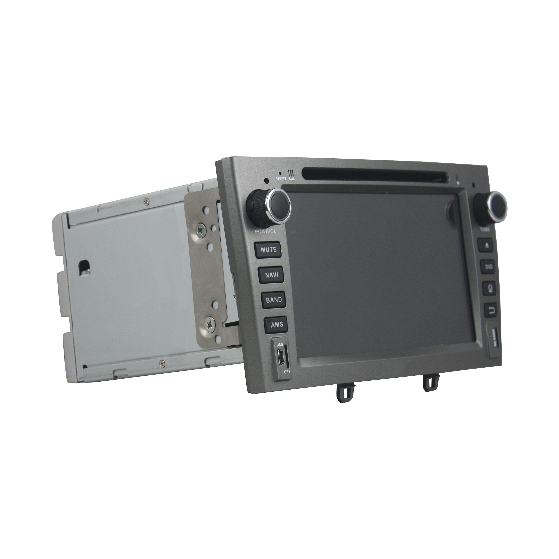 PG408 PG308 2007-2010 car DVD player