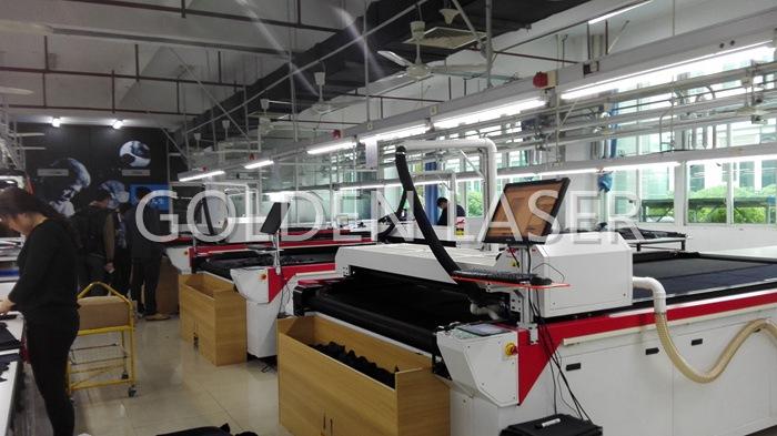 garment laser cutter factory
