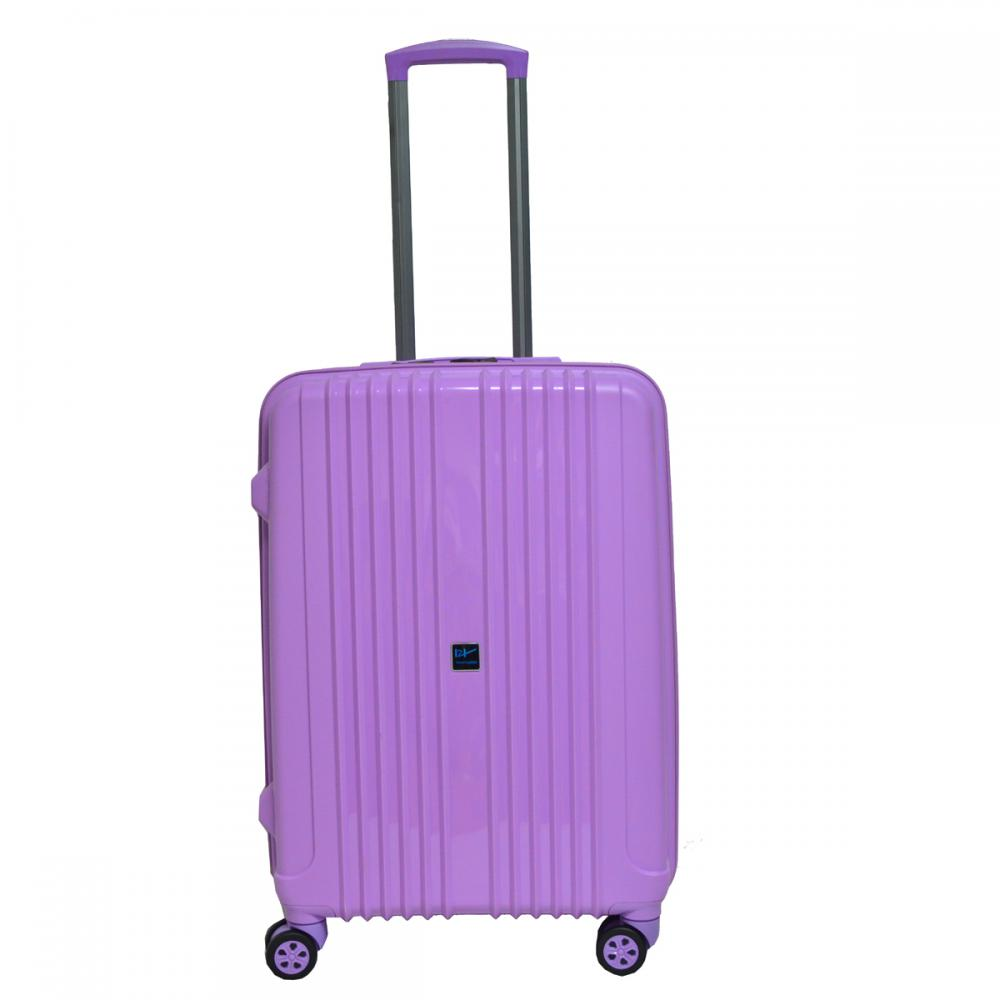 Matched Color PP Luggage