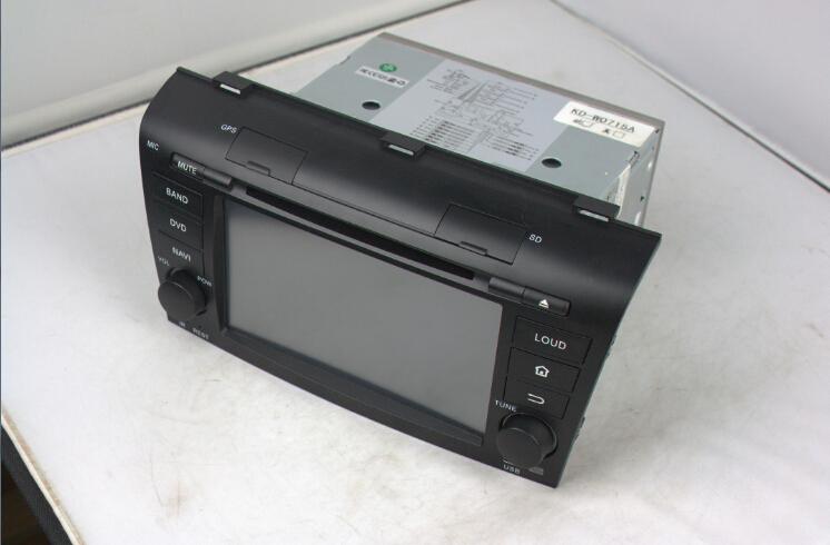 7 inch car multimedia gps MAZDA 3