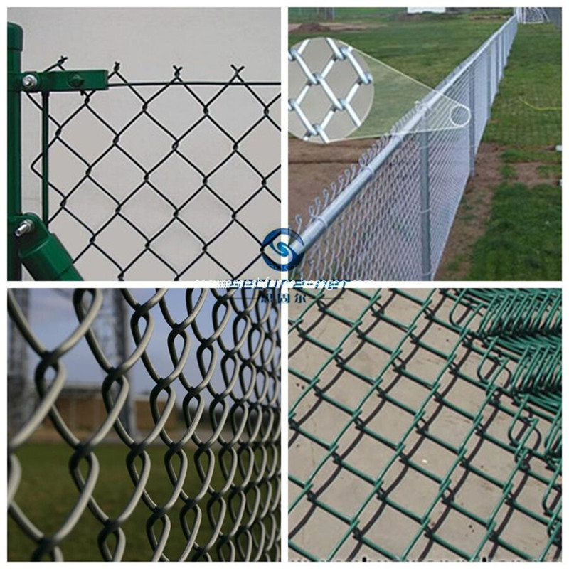 chain link fence designs