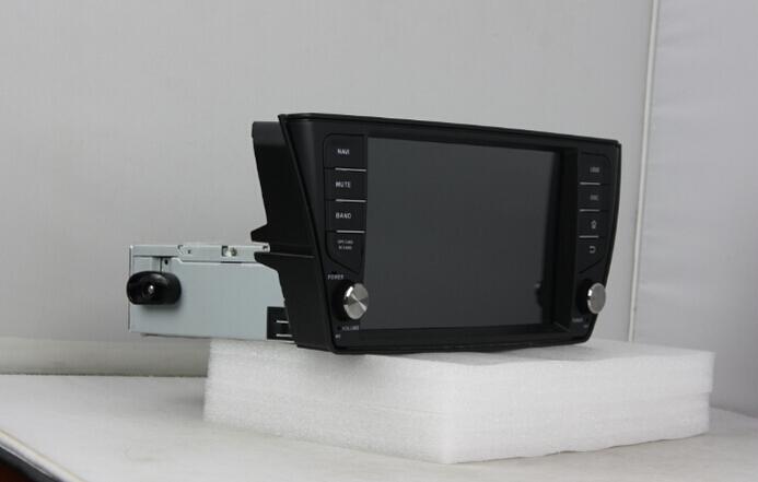 Skoda Fabia 2015-2017 DVD Player