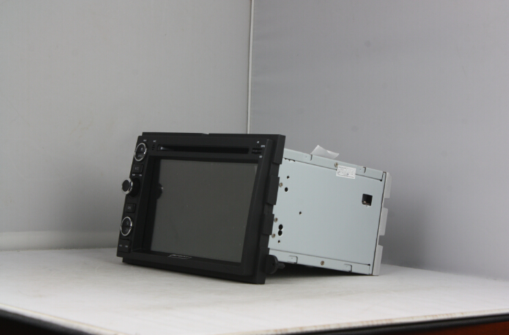 FORD Fusion Car Multimedia System