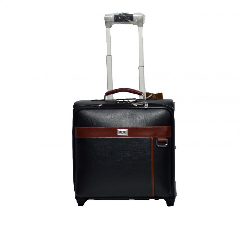 PU Laptop Trolley Case