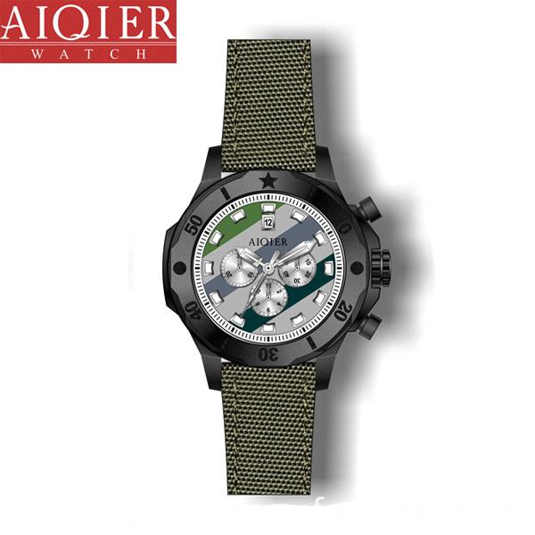 Chronograph Military Watch