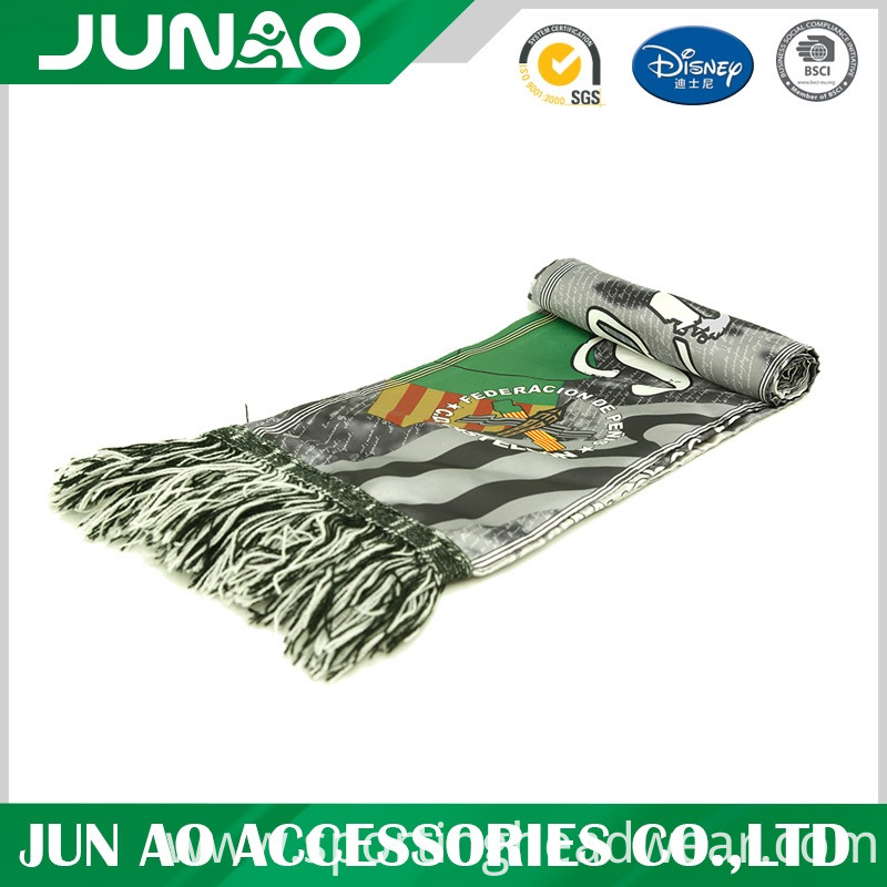 colorful printing scarf