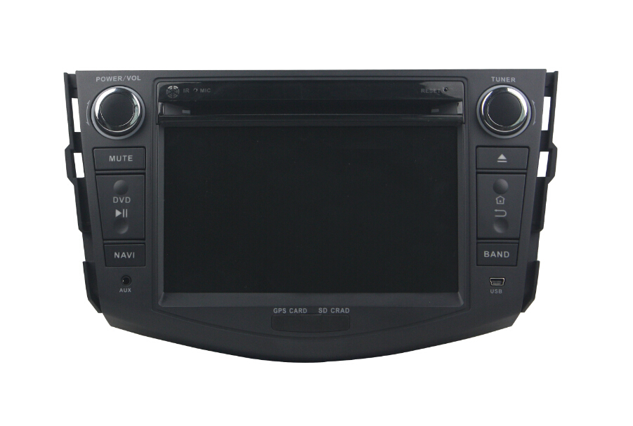 TOYOTA RAV4  2006-2012 Car Multimedia System Player