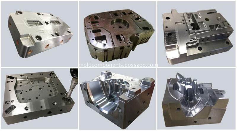 Core & Cavity In Injection Molding