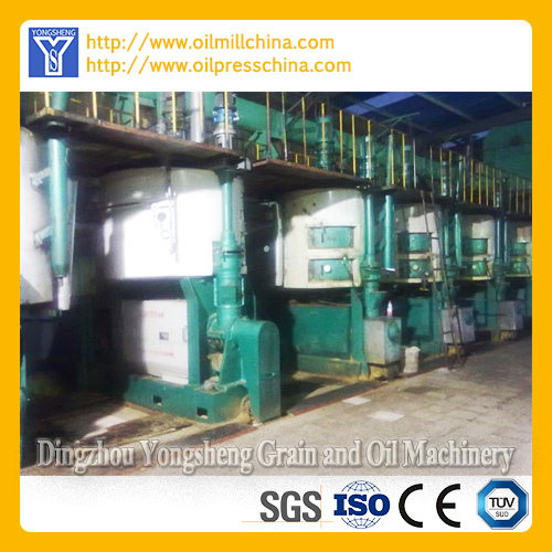 Edible Oil Press Machinery