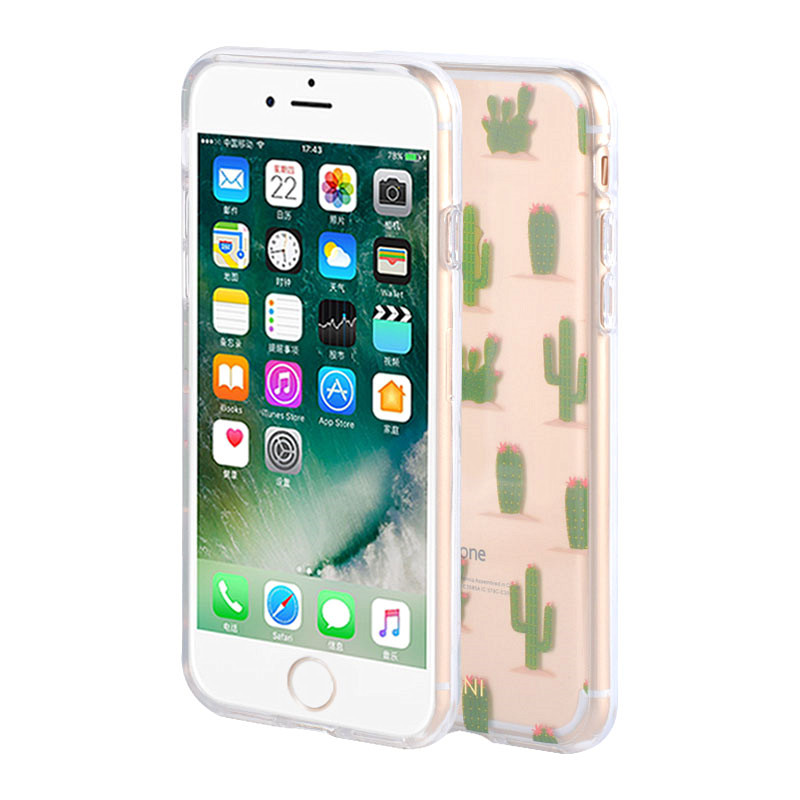 Anti-skidding IMD Cover For IPhone6