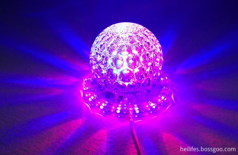 Gift of Crystal ball LED