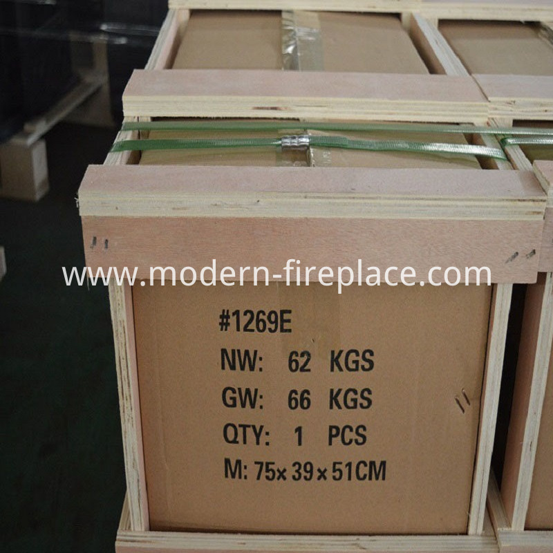 Wood Stove  Free Standing Factory Packaging