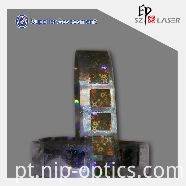 hot stamping hologram roll