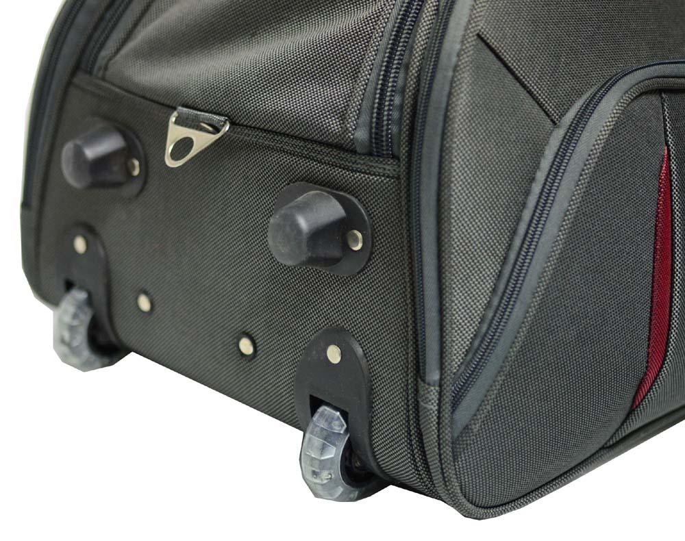 Wheeled Trolley Duffle Bag