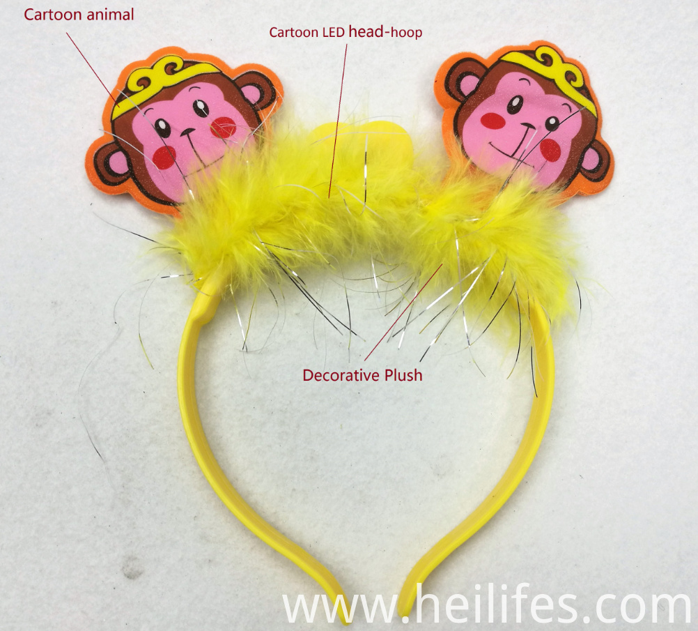 Cartoon Headwear