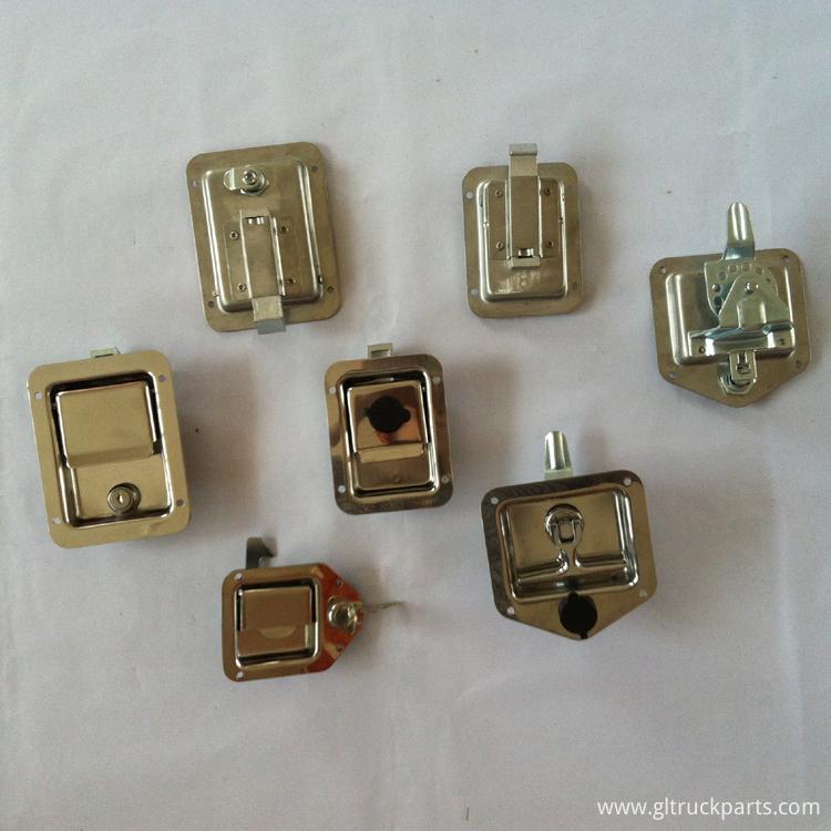 Tool Box Paddle Lock