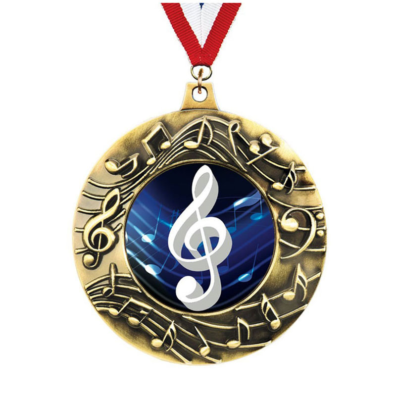 Majestic Music Medals