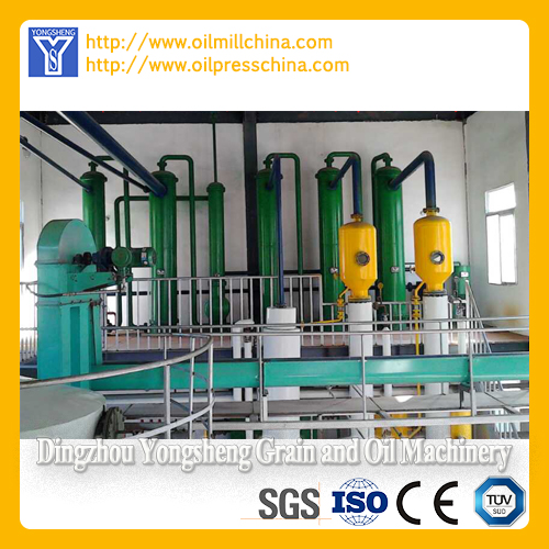 Cooking Oil Solvent Extration Equipment