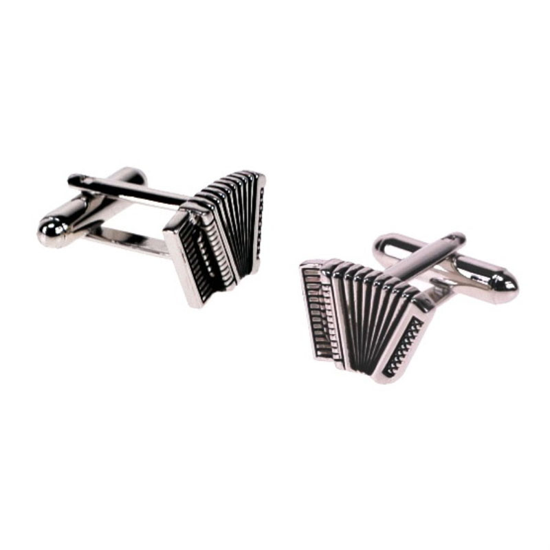 Accordion Musical Cufflinks