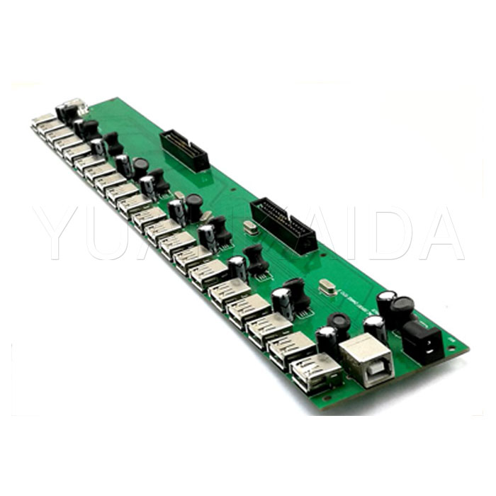 PCBA Design USB 20 Port HUB