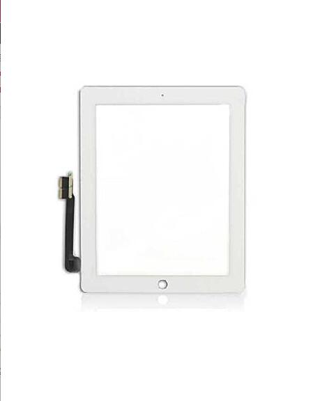digitizer with home button white