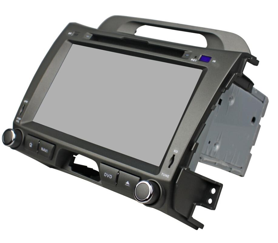 Sportage 2010-2012 Car Multimedia GPS