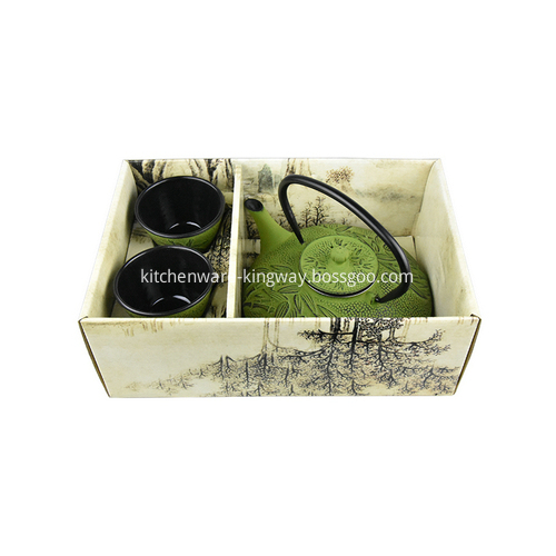 Affordable Cast Iron Tea Pots