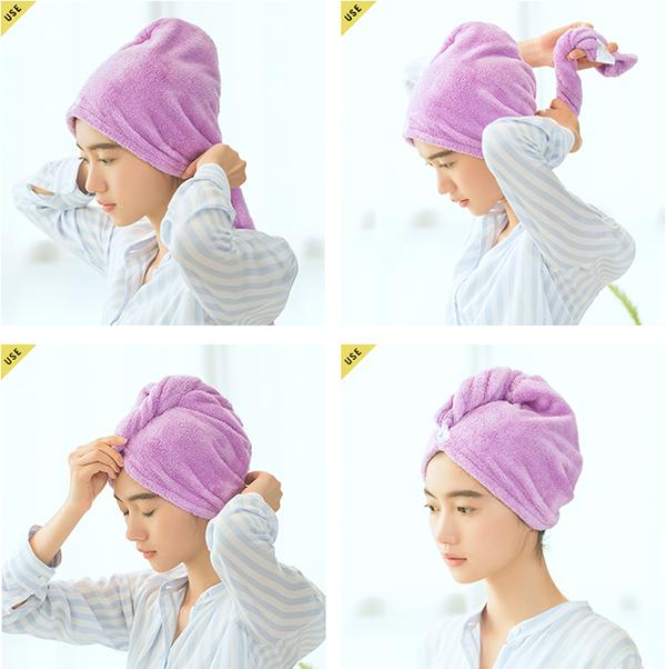 Hair Dry Using