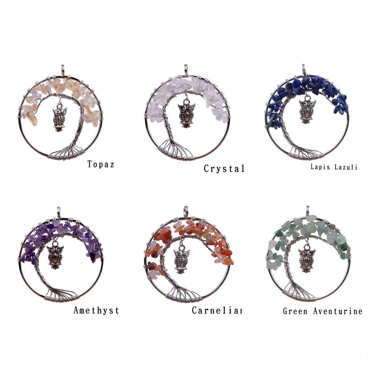 owl pendant