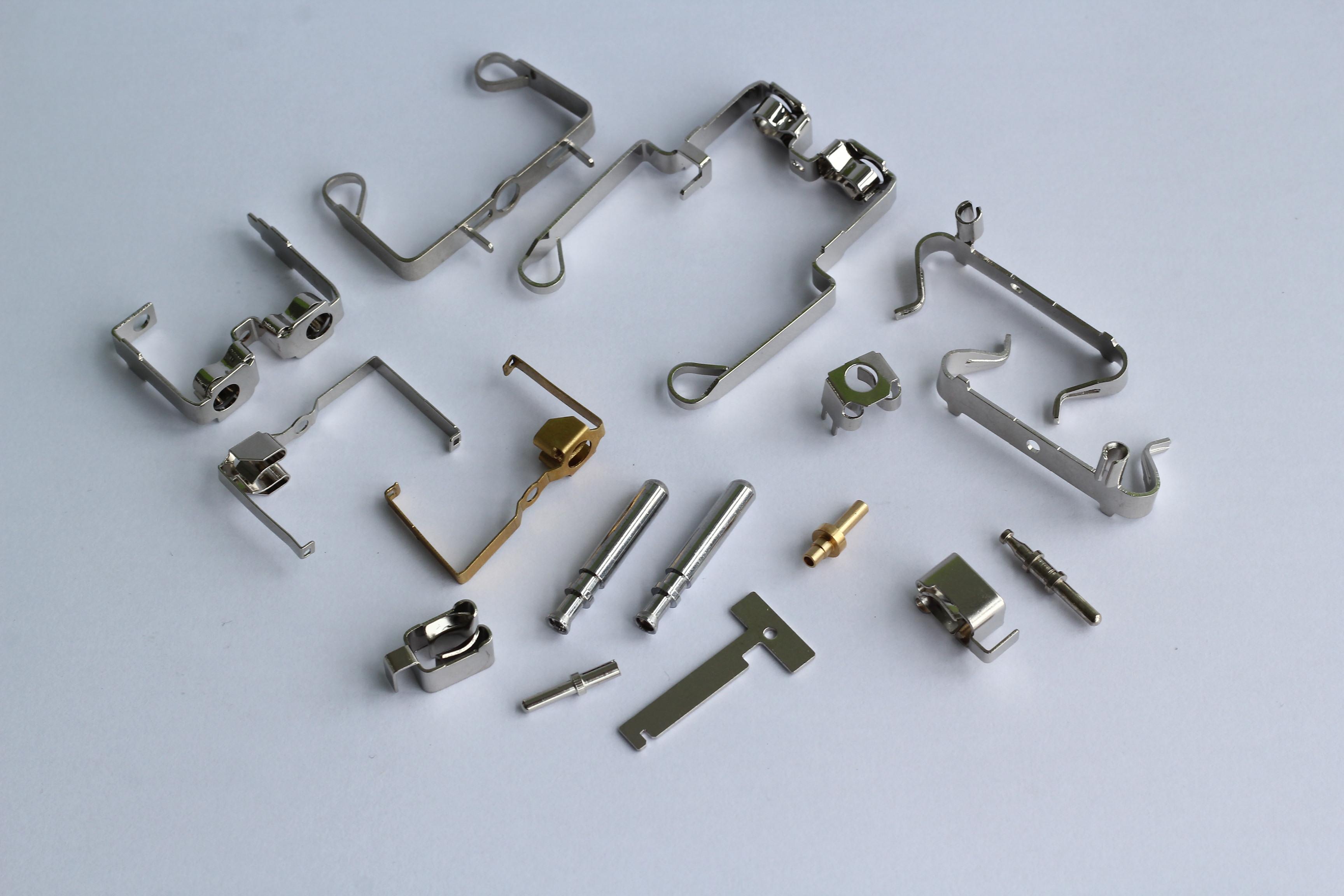 Aluminum extruding parts