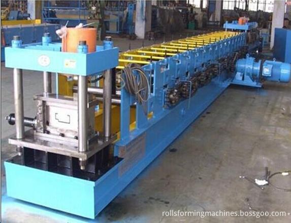 Matel Door Frame Steel Door Channel Roll Forming Machine