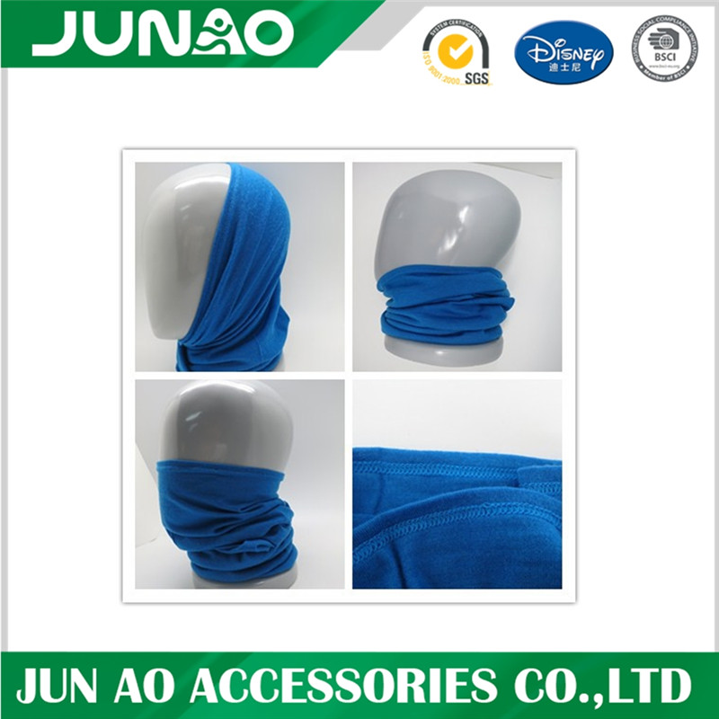 Bamboo neck tube