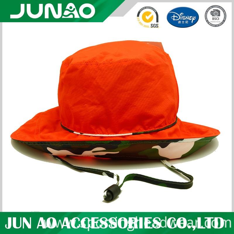 jun ao bucket hat