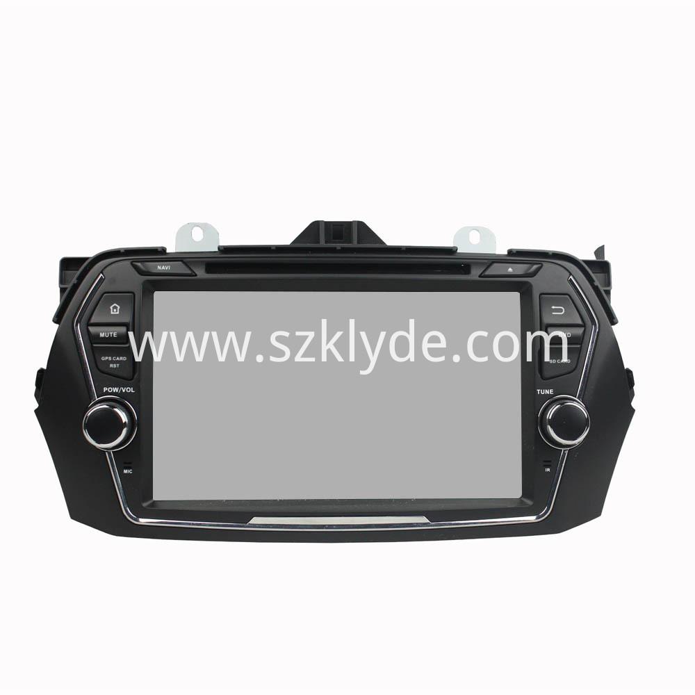 car multimedia system for CIAZ 2015