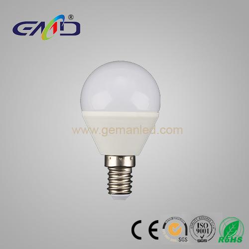 Led bulb g45 e14