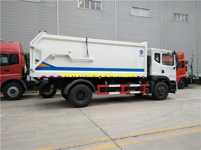 10000L Garbage Compression Trucks