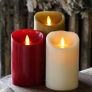 luminara candles on sale