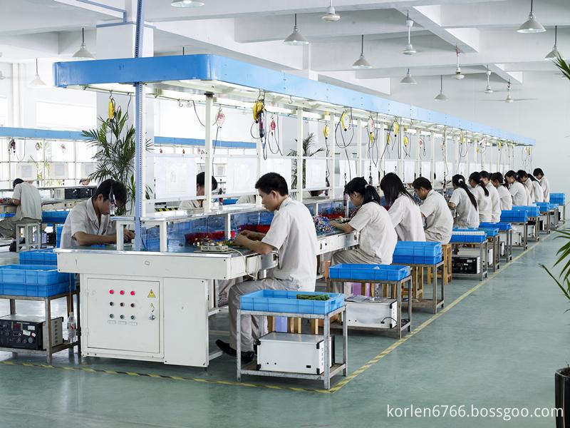 KORLEN Company in China