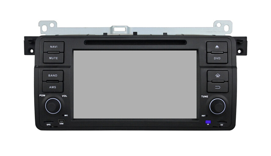 7 Inch Car DVD Player for BMW E46
