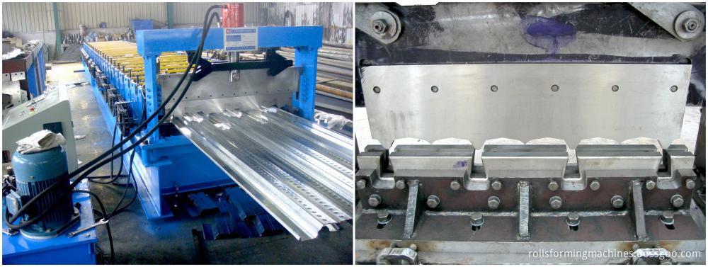 Steel Floor Decking Forming Machine 02