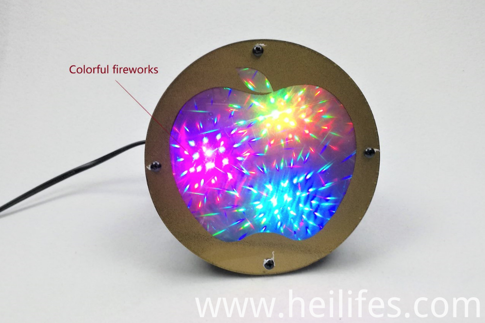 LEd 3D Stereo Lantern