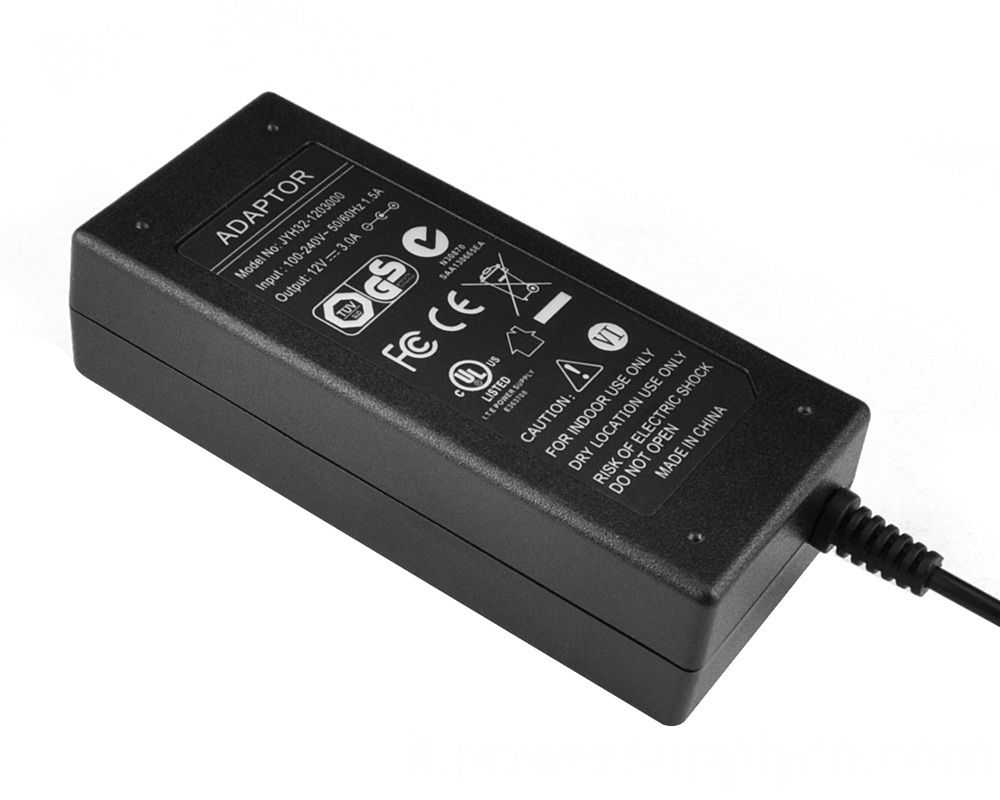 38W power adapter