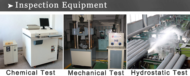 ss pipe inspection equipment