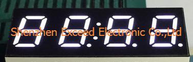 Quadruple Digit 7 Segment LED Display